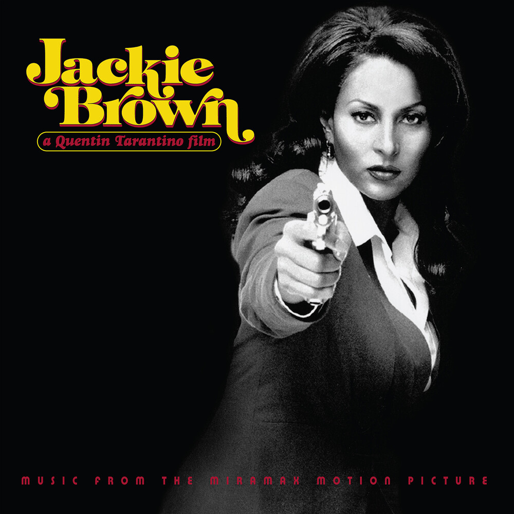 Jackie Brown: Music From Miramax Motion / O.S.T. - Jackie Brown: Music From Miramax Motion / O.S.T.