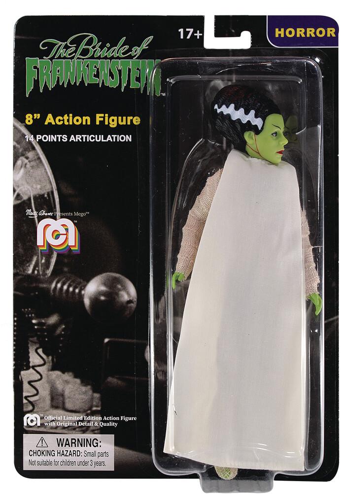 - Mego Horror Bride Of Frankenstein 8in Af (Afig)
