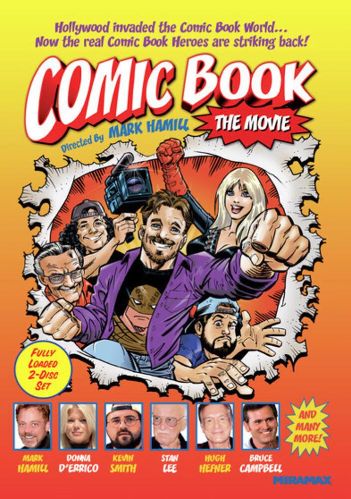 - Comic Book: The Movie (2pc) / (Mod 2pk Ac3 Dol)
