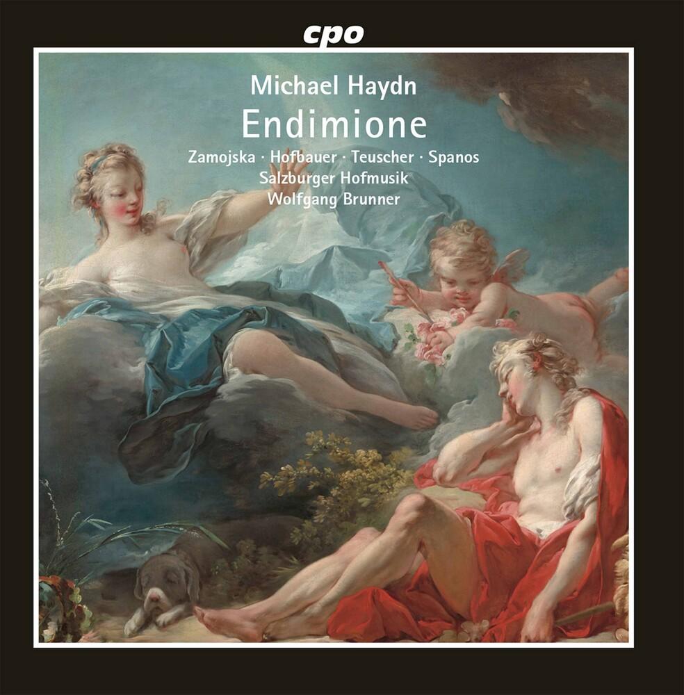 Haydn / Salzburger Hofmusik / Brunner - Endimione (2pk)