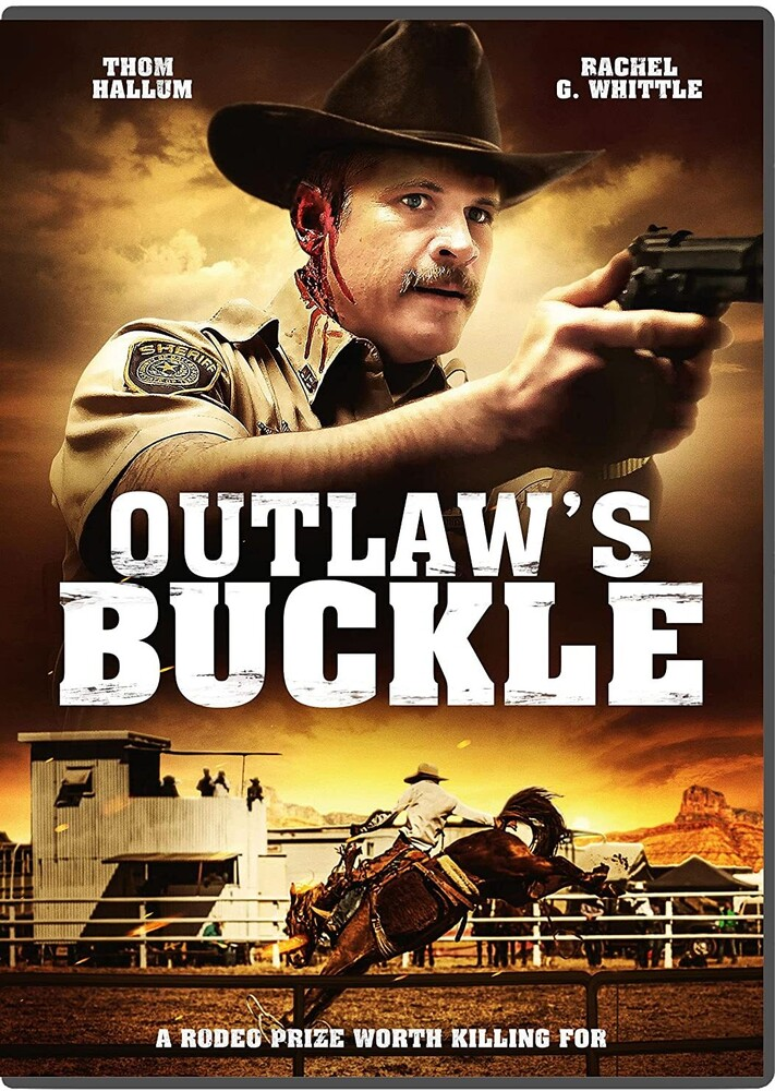 Outlaw's Buckle DVD - Outlaw's Buckle DVD