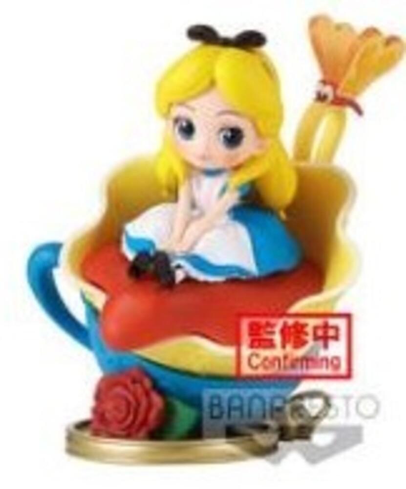 - Q Posket Stories Disney Characters Alice A (Clcb)