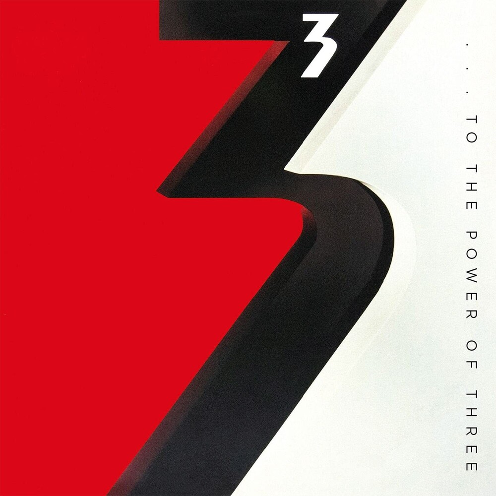 Three ( Emerson Yank & Palmer ) - To The Power Of Three (Uk)