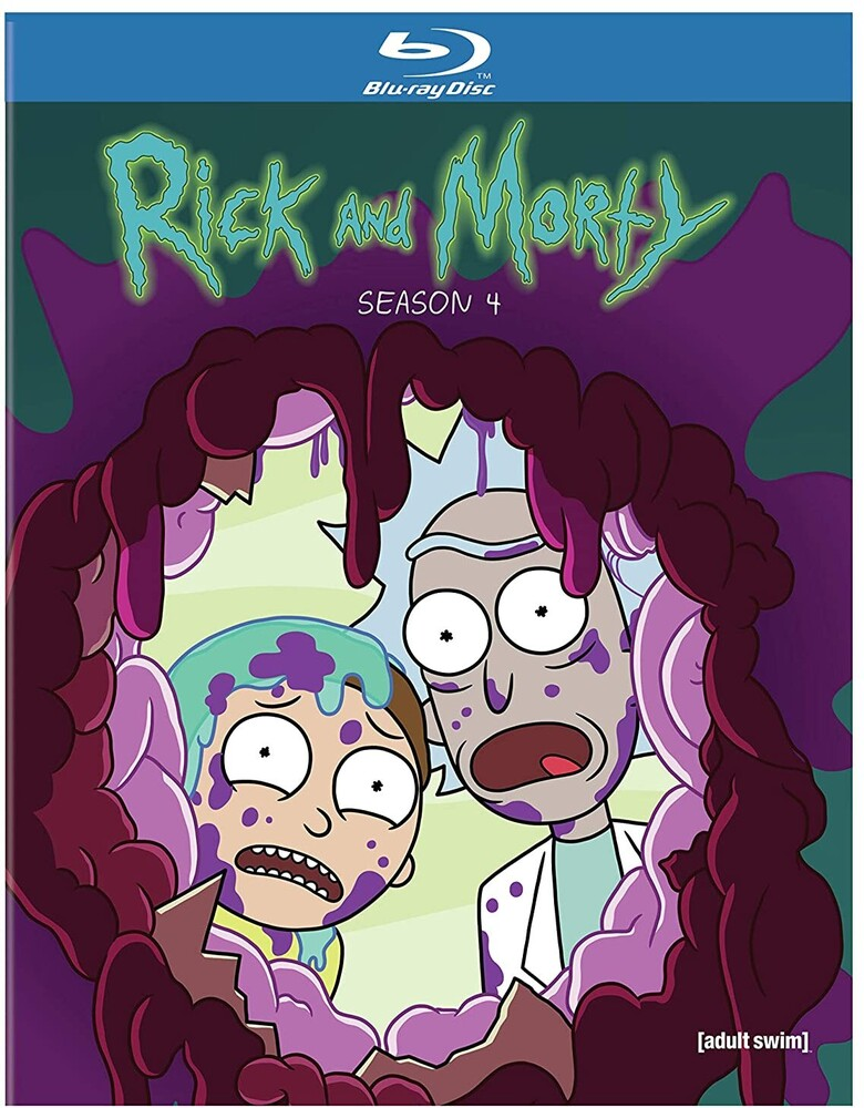 Rick & Morty: Season 4 - Rick and Morty: Season 4