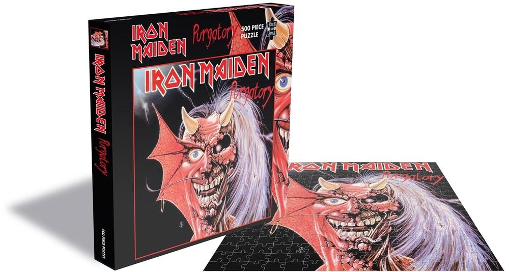 Iron Maiden Purgatory (500 Piece Jigsaw Puzzle) - Iron Maiden Purgatory (500 Piece Jigsaw Puzzle)