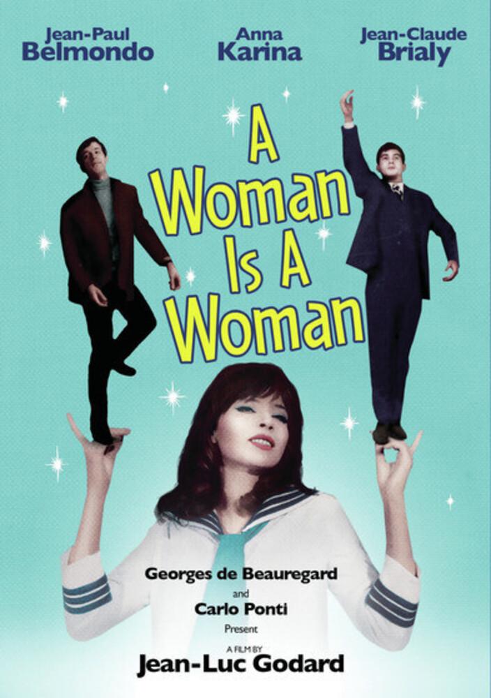 Woman Is a Woman - Woman Is A Woman / (Mod)