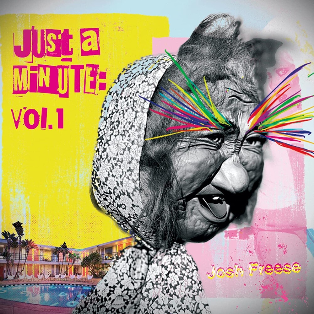 Josh Freese - Just A Minute 1
