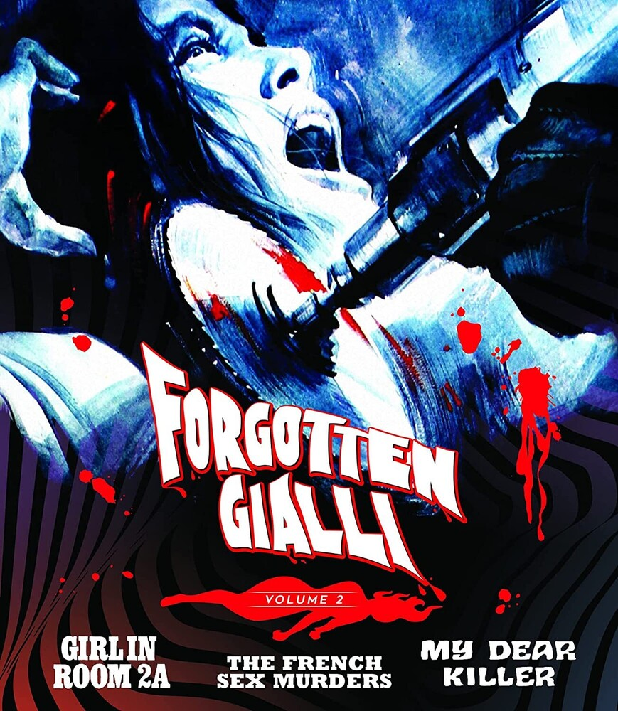 Forgotten Gialli: Volume 2 - Forgotten Gialli: Volume 2 (3pc)