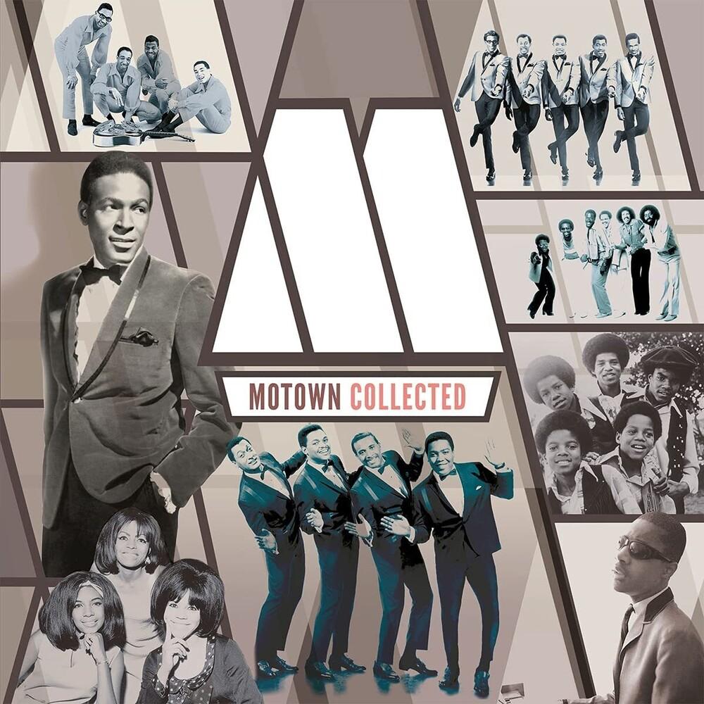 Motown Collected / Various - Motown Collected / Various [Colored Vinyl] [180 Gram] (Wht)