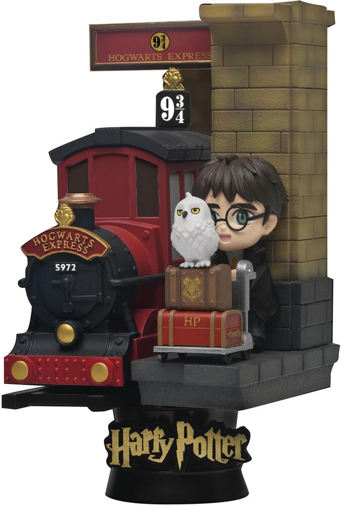 Beast Kingdom - Harry Potter Ds-099 Platform 9 3/4 D-Stage 6in Sta