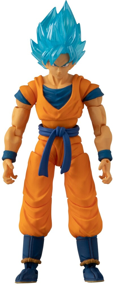 Dragon Ball Evolve Super Saiyan - Super Saiyan Blue Goku 5in Action Figure (Afig)