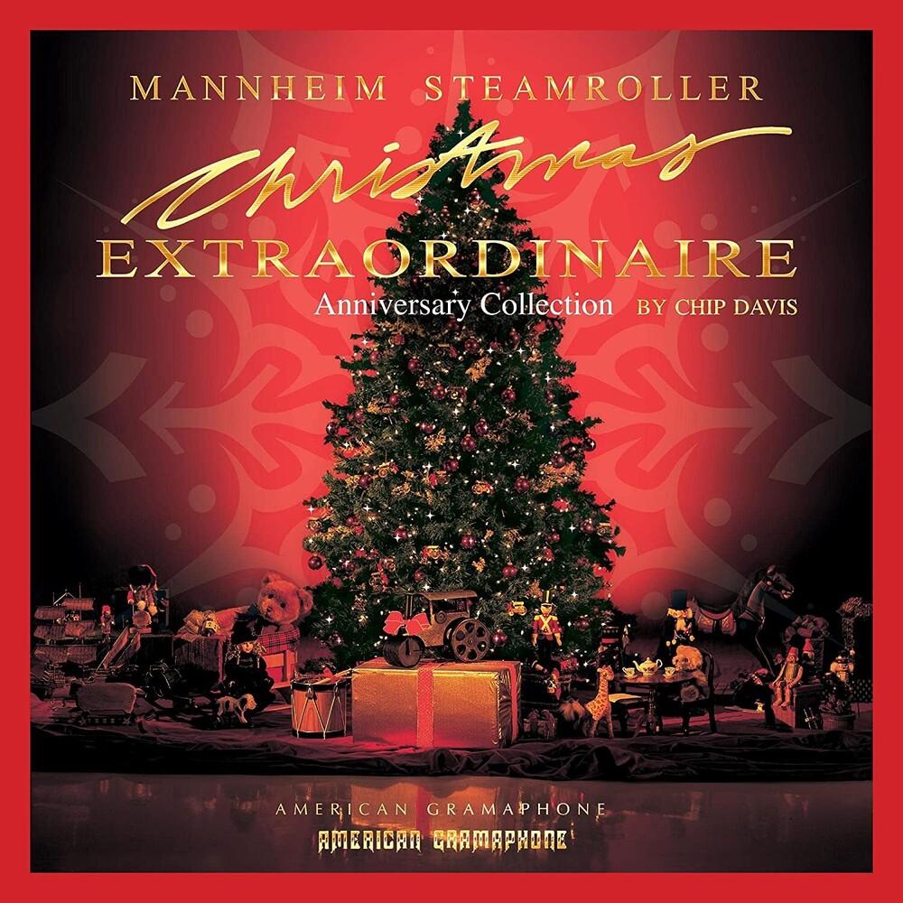 Mannheim Steamroller - Mannheim Steamroller Extraordinaire (Aniv)