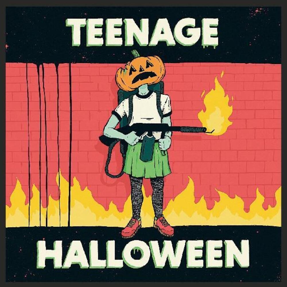 Teenage Halloween - Teenage Halloween [Limited Edition] [Download Included]