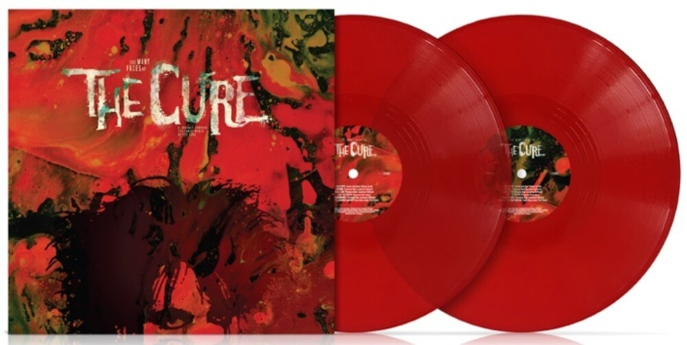 Many Faces Of The Cure / Various - Many Faces Of The Cure / Various [Colored Vinyl] (Gate)