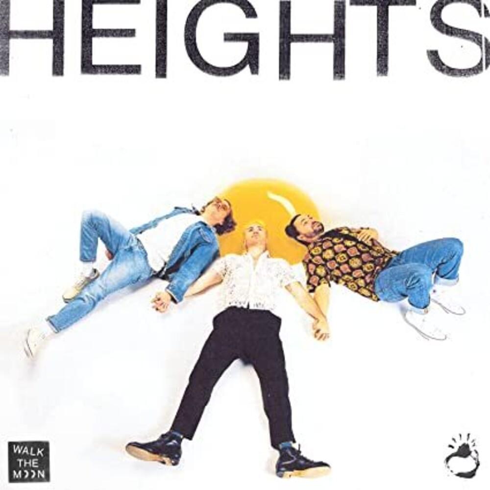 Walk The Moon - Heights [180 Gram] (Post)