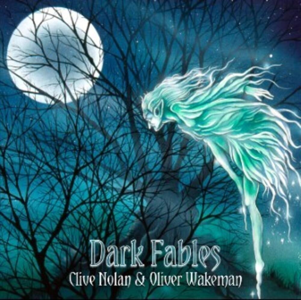 Nolan, Clive / Wakeman, Oliver - Dark Fables