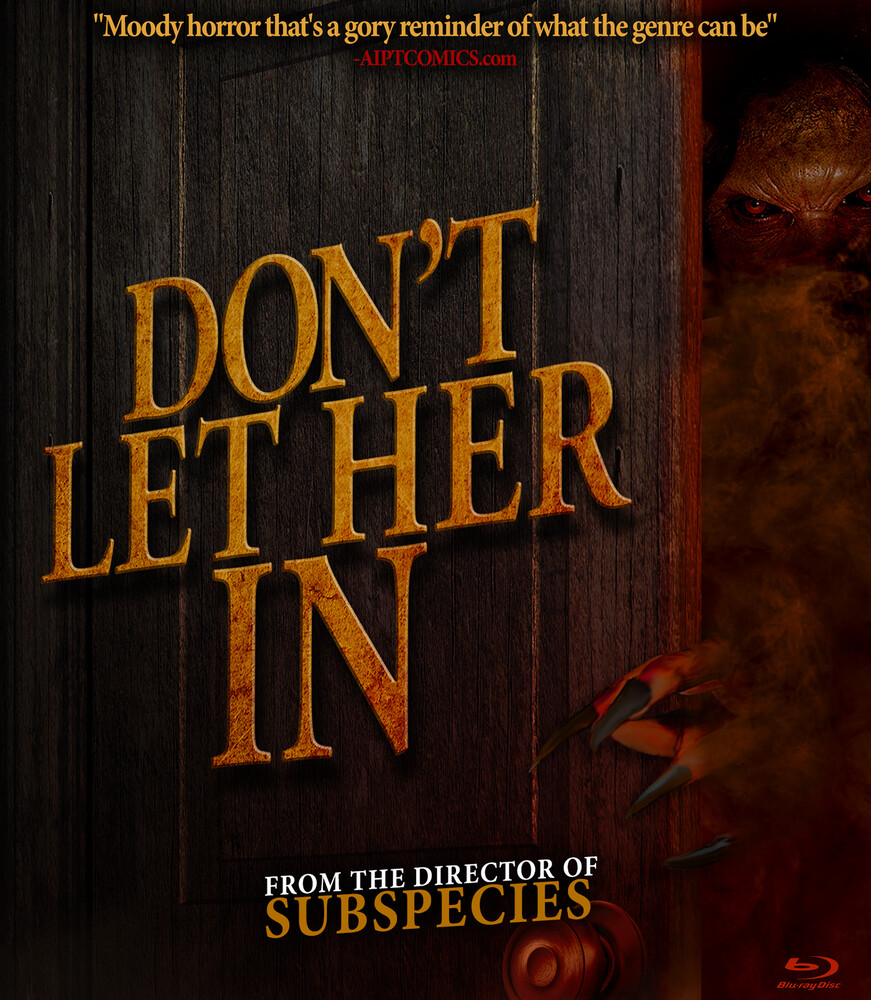 Don't Let Her in - Don't Let Her In
