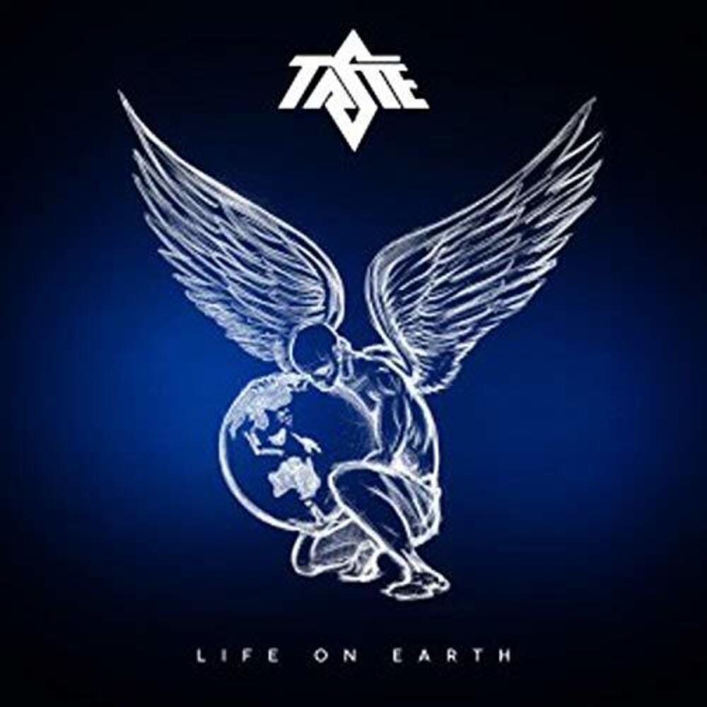 Taste - Life On Earth (Aus)