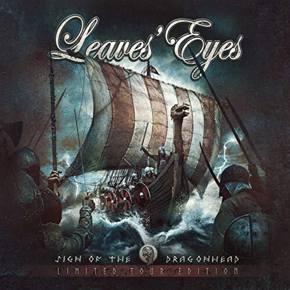 Leaves Eyes - Sign Of The Dragonhead (Tour Edition)