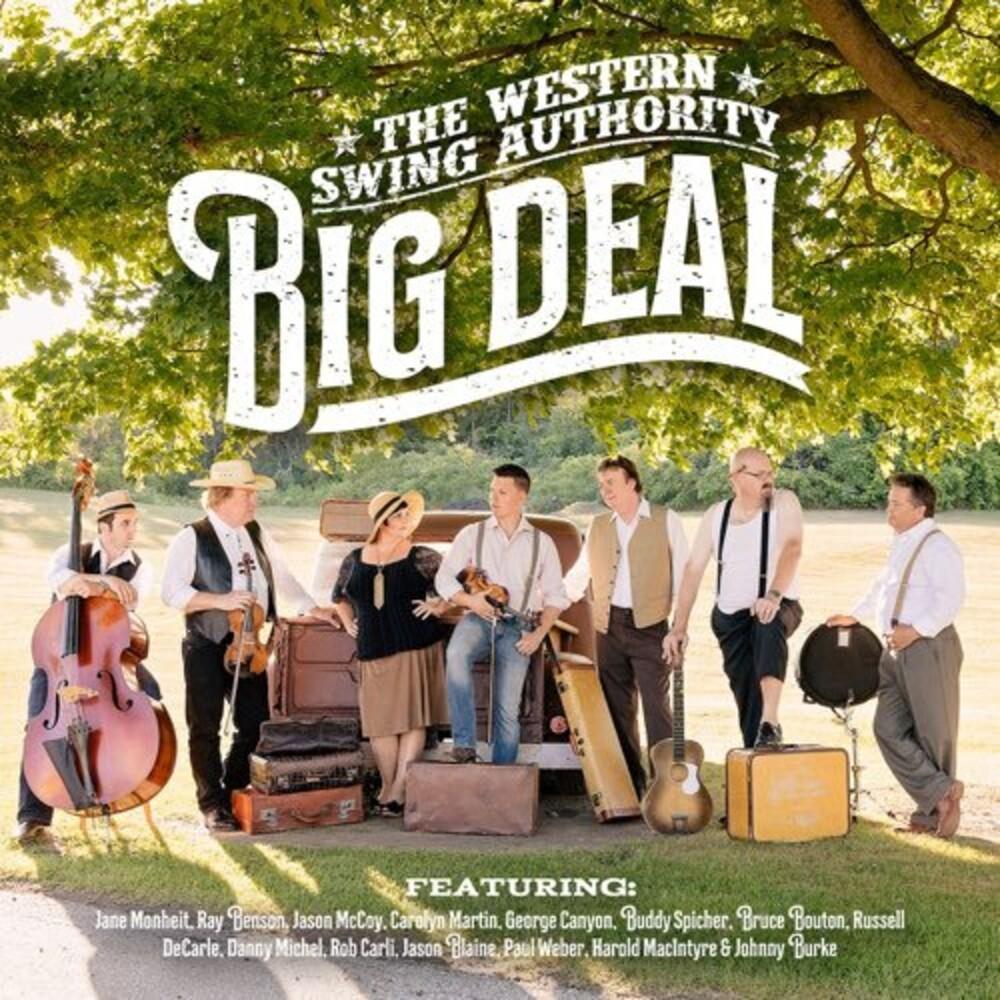 Western Swing Authority - Big Deal
