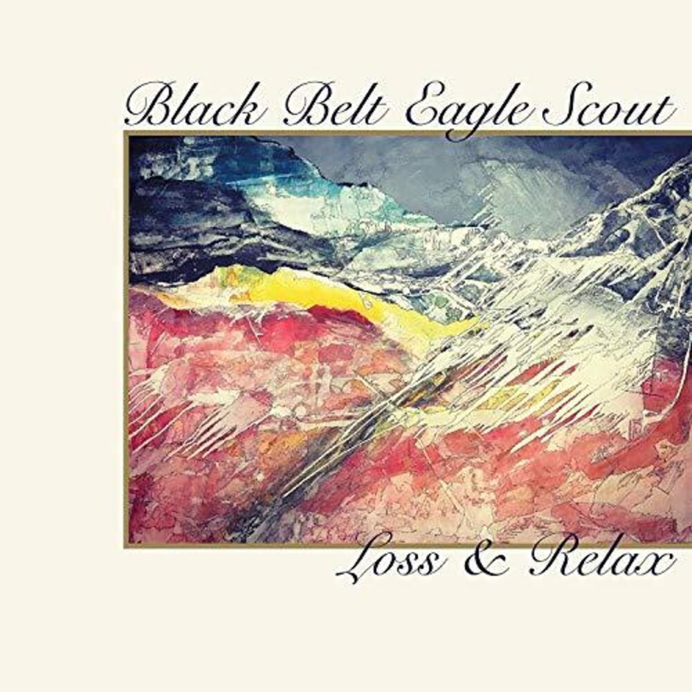 Black Belt Eagle Scout - Loss & Relax / Half Colored Hair