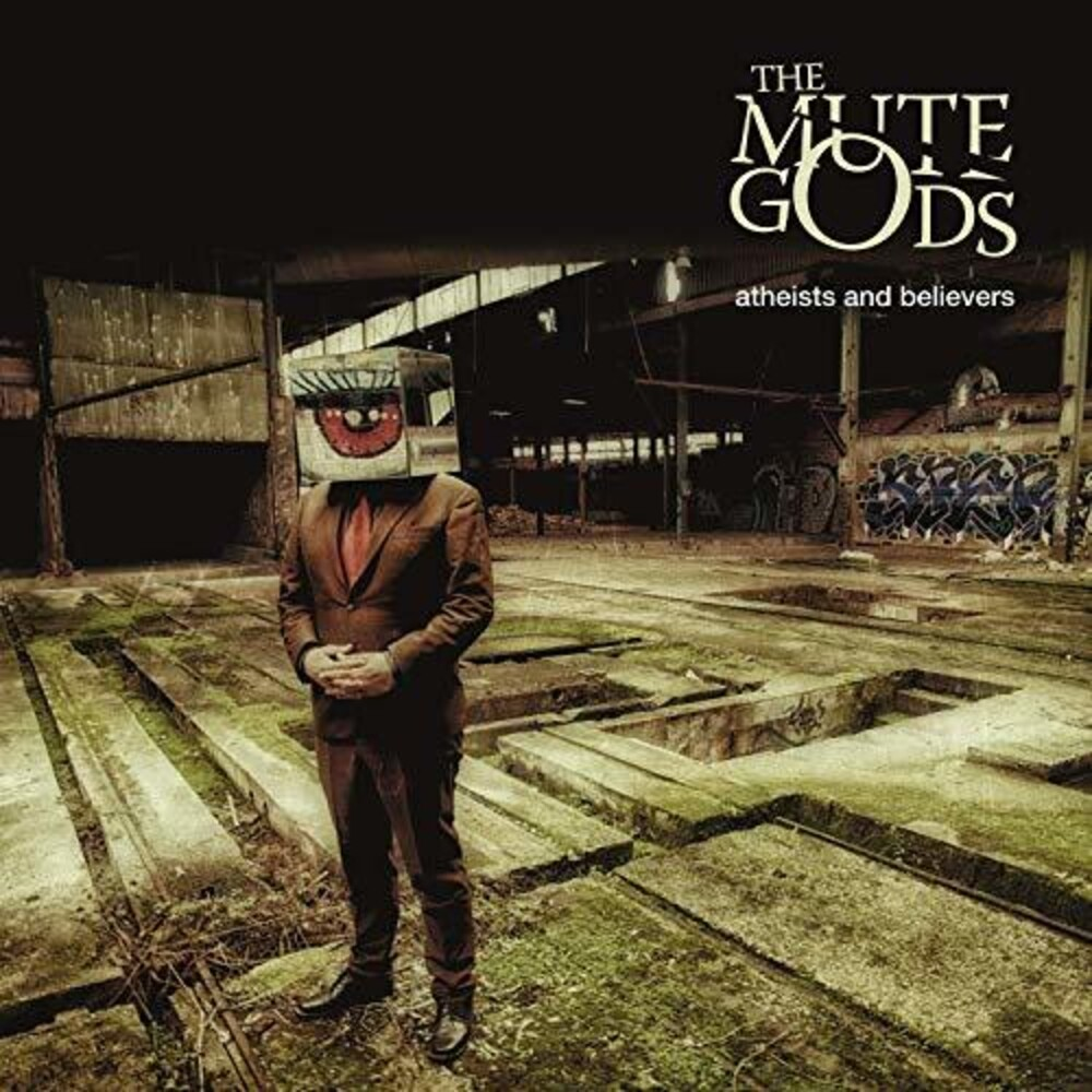 The Mute Gods - Atheists and Believers [Import 2LP]