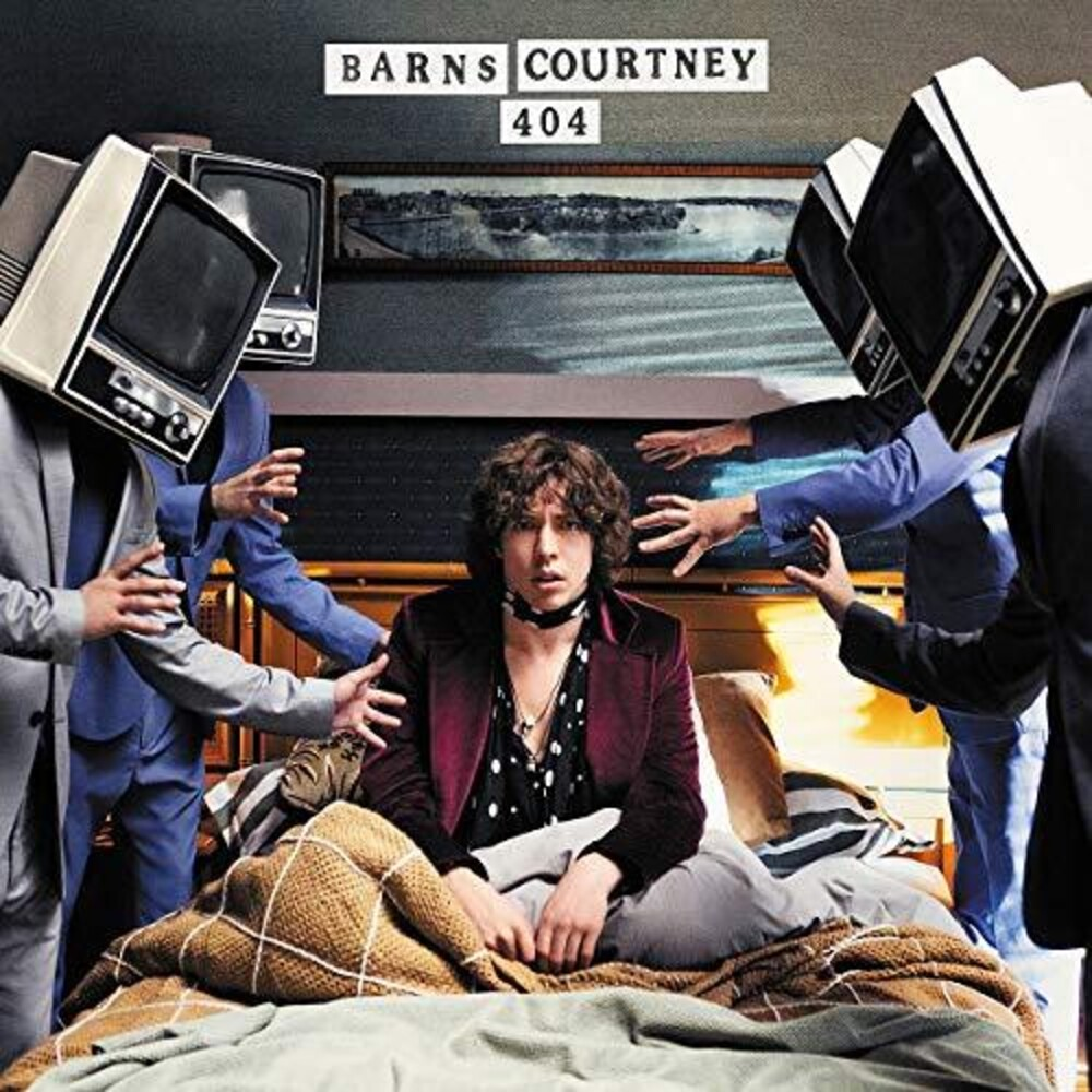 Barns Courtney - 404 [LP]