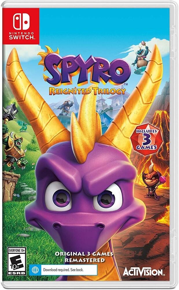 Swi Spyro Reignited Triology - Spyro Reignited Triology
