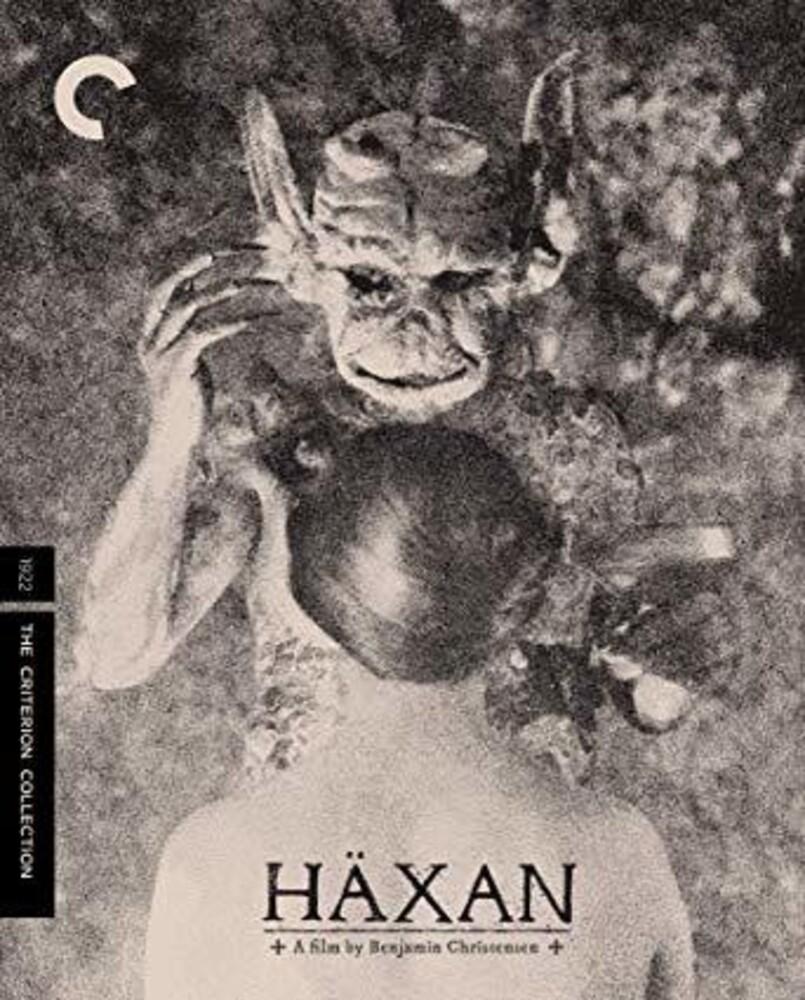 Clara Pontoppidan - Criterion Collection: Haxan (Silent) / (Spec Dts)