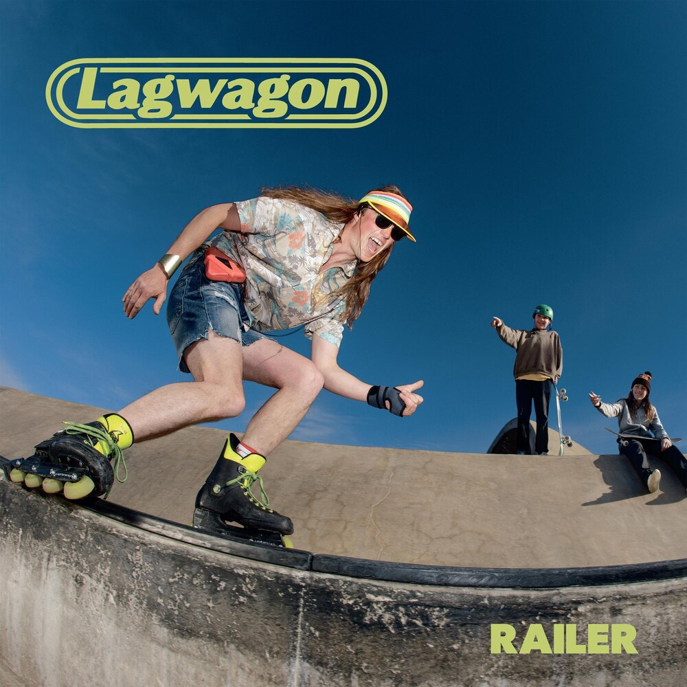Lagwagon - Railer [LP]