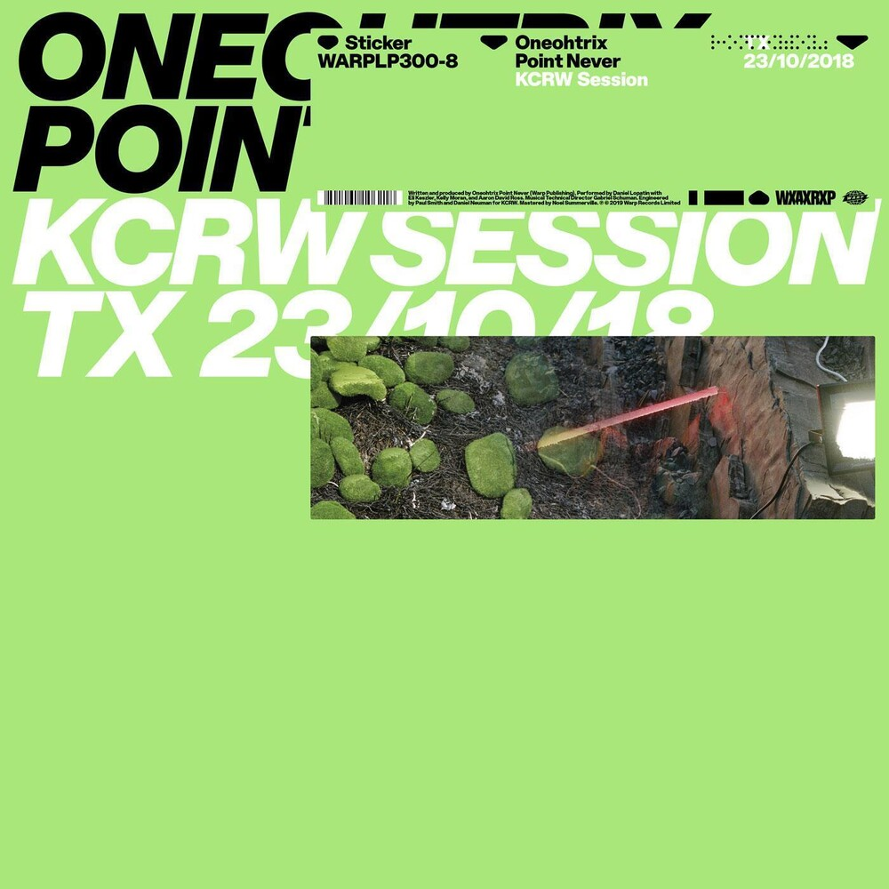 Oneohtrix Point Never - KCRW Session EP [Vinyl]