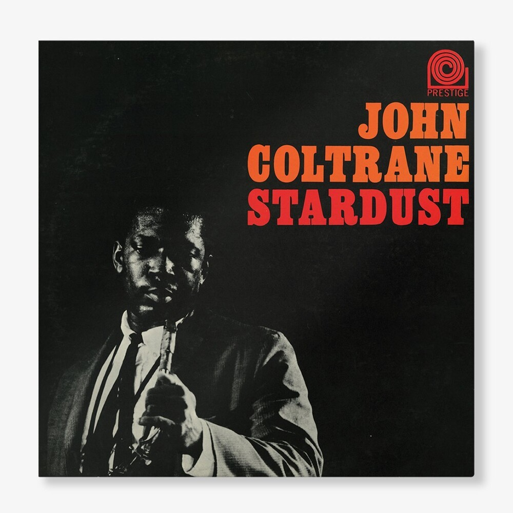 John Coltrane - Stardust [Indie Exclusive Limited Edition Blue LP]