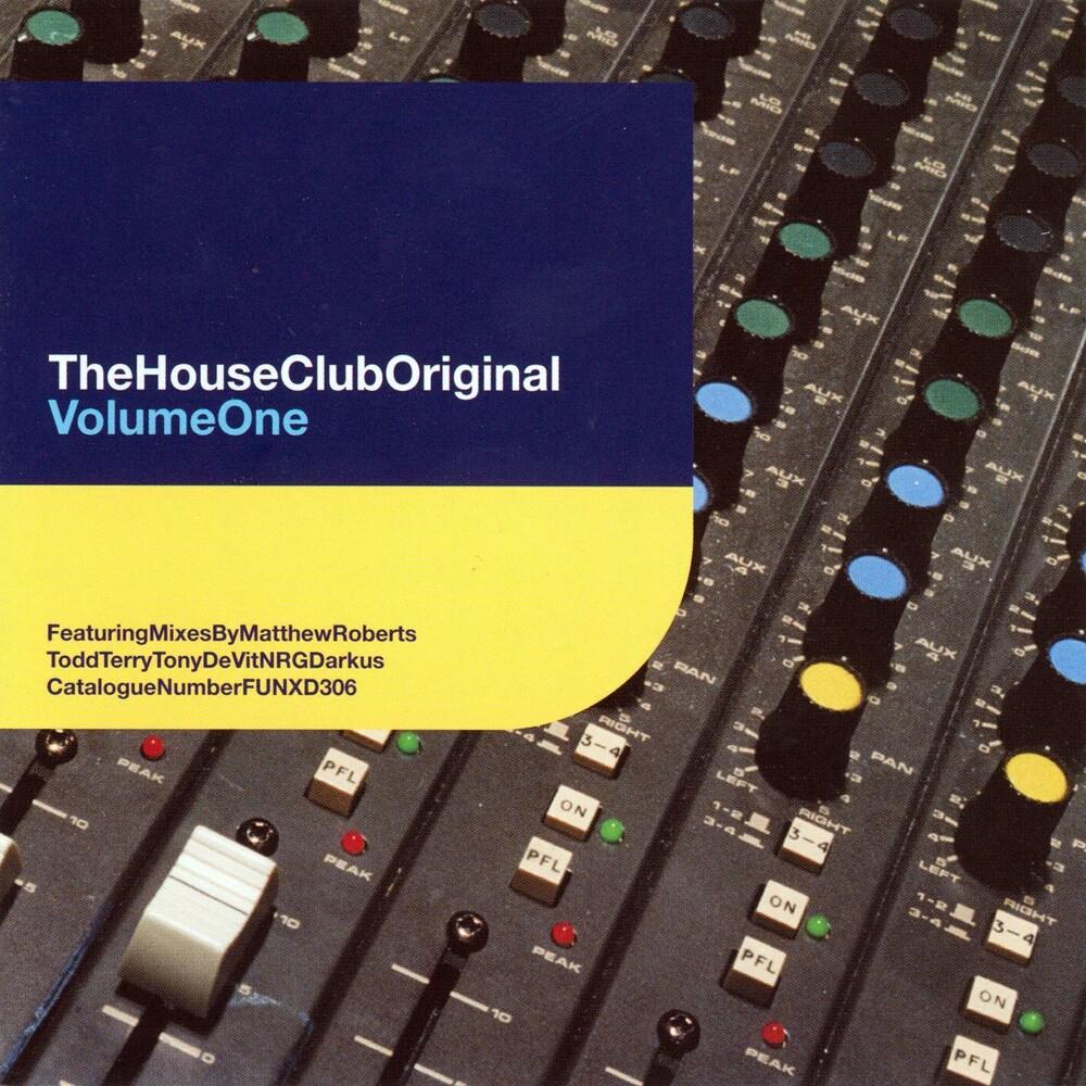 House Club Original - Vol. 1-House Club Original