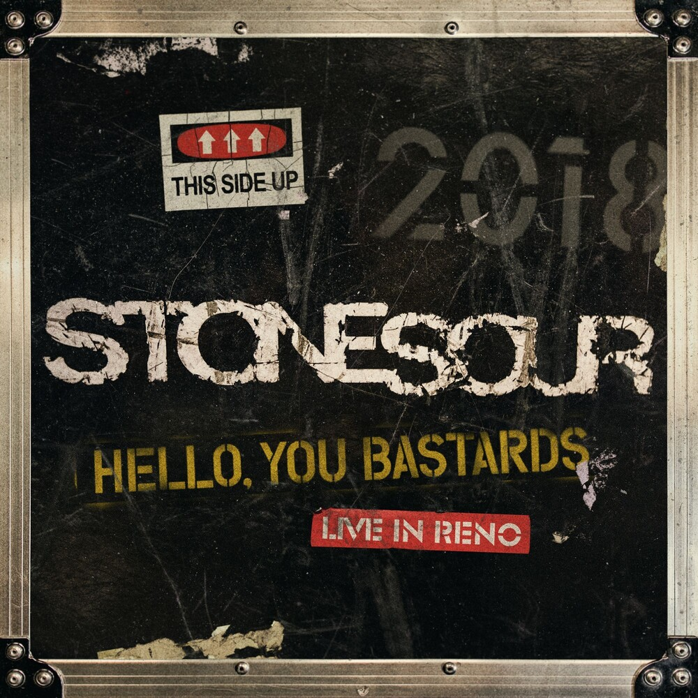 Stone Sour - Hello, You Bastards: Live In Reno [LP]