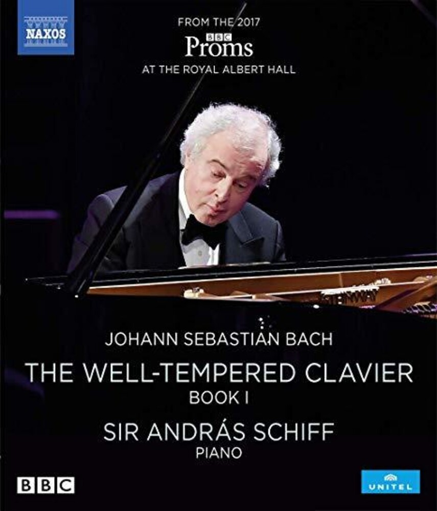 - Well-Tempered Clavier Book I
