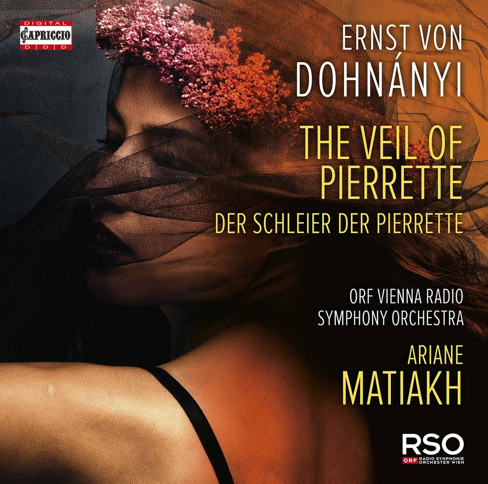 ORF Vienna Radio Symphony Orchestra - Veil of Pierrette  a.k.a.  Der Schleier der Pierrette
