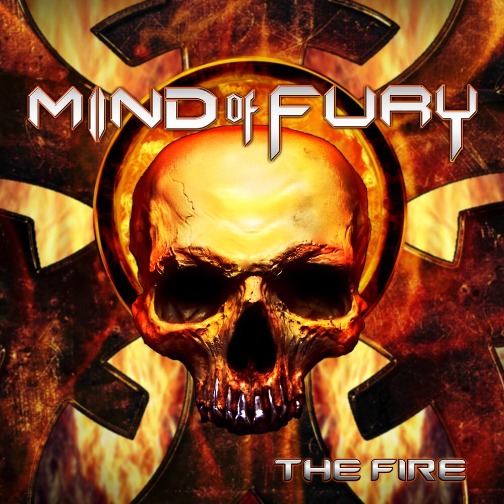 Mind of Fury - Fire [Digipak]