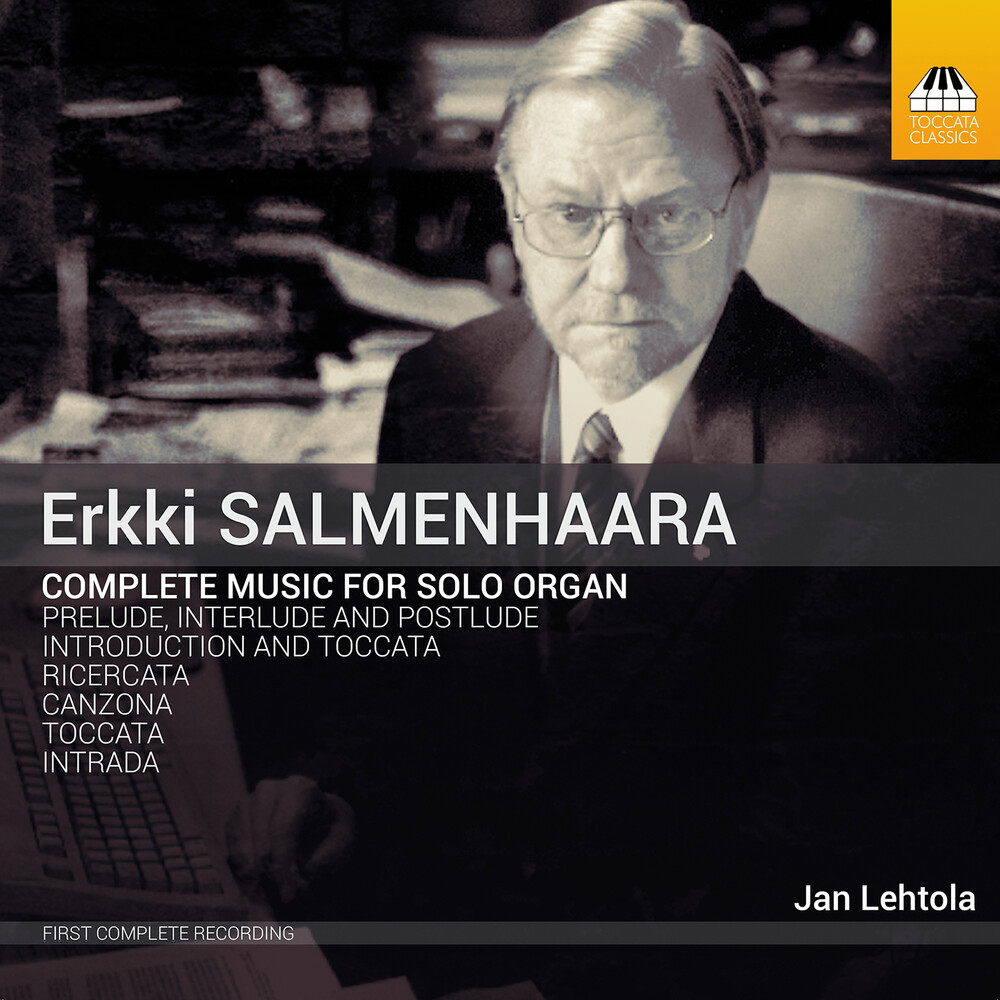 Jan Lehtola - Complete Music For Organ Solo