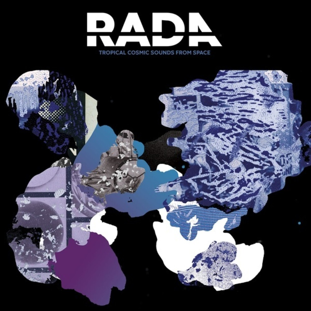 Rada - Tropical Cosmic Sounds From Space (2pk)