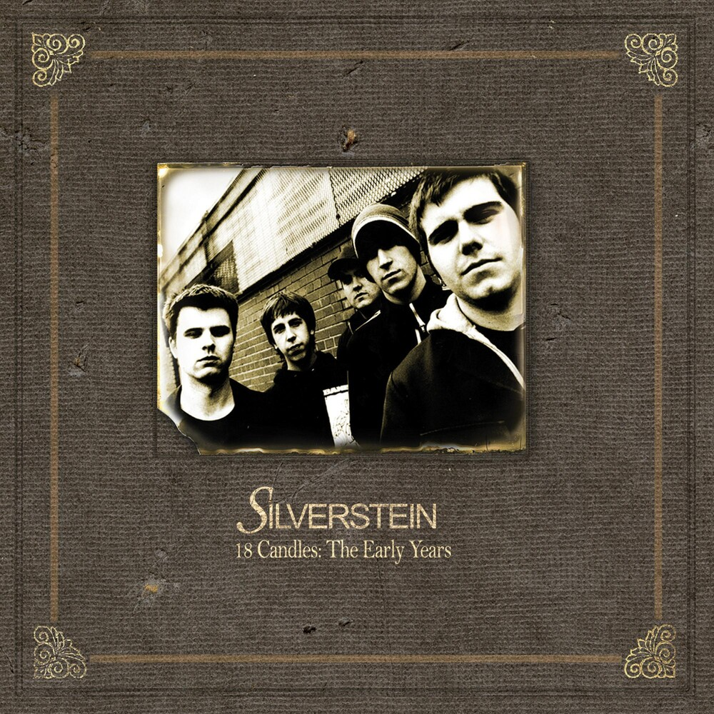 Silverstein - 18 Candles: The Early Years [LP]