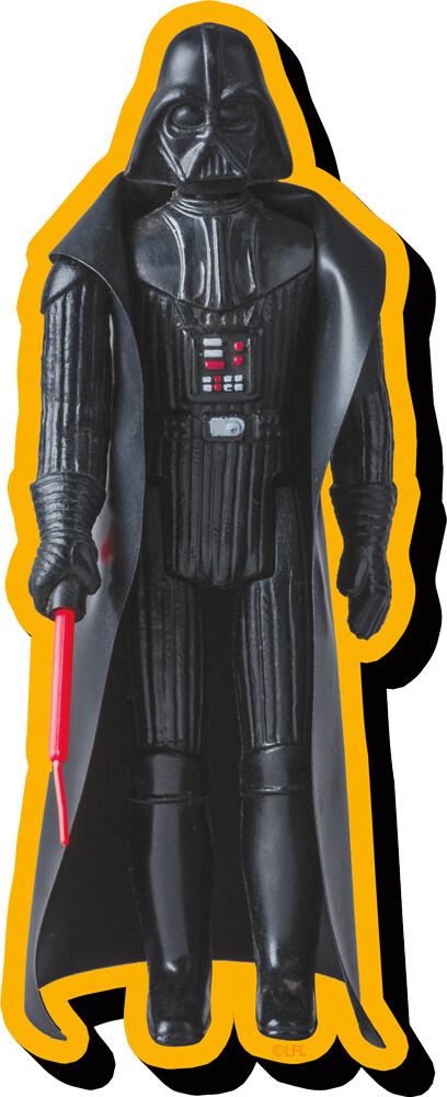 Star Wars Darth Vader Af Funky Chunky Magnet - Star Wars Darth Vader Action Figure Funky Chunky Magnet