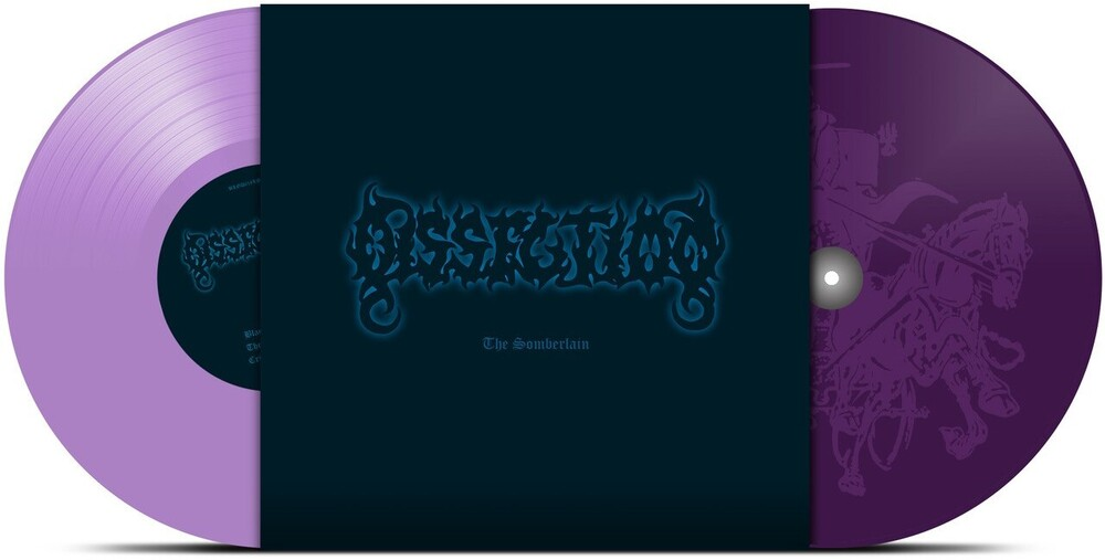 Dissection - Somberlain (Purple + Etched Side) (Purp)
