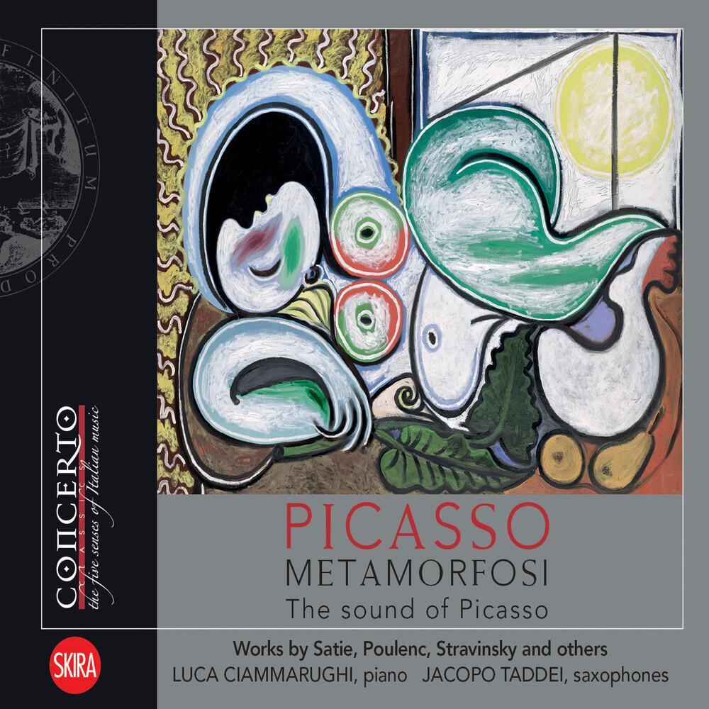 Luca Ciammarughi - Sound of Picasso