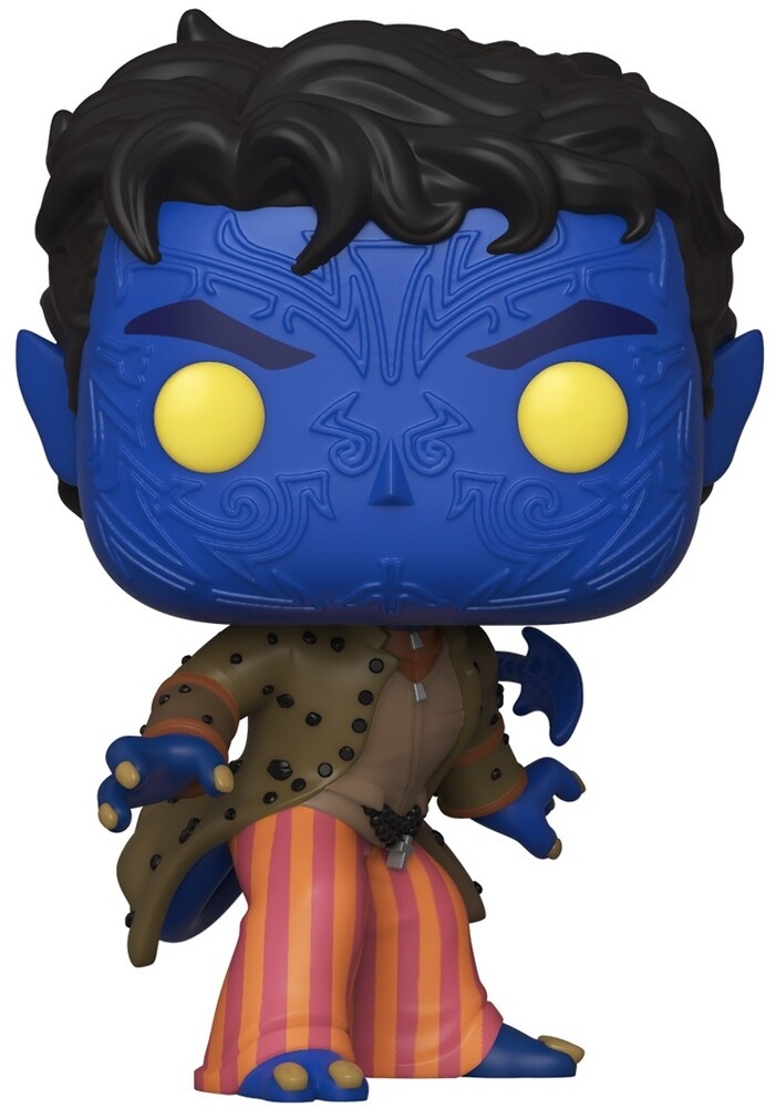 - FUNKO POP! MARVEL: X-Men 20th- Nightcrawler