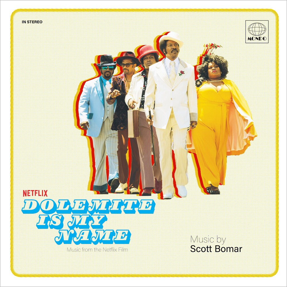 Scott Bomar - Dolemite Is My Name / O.S.T. (Uk)