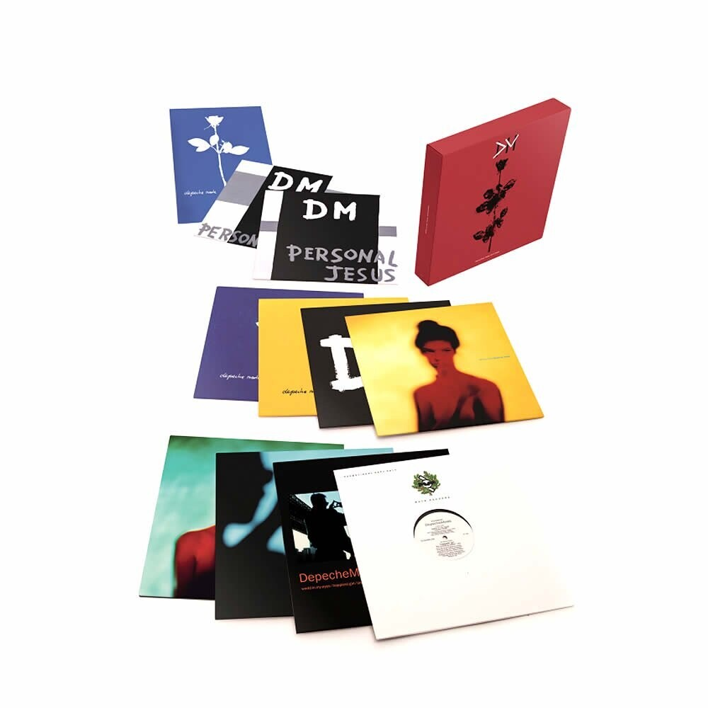 Depeche Mode - Violator / The 12in Singles [Limited Edition Vinyl Box Set]