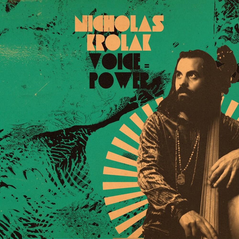 Nicholas Krolak - Voice = Power