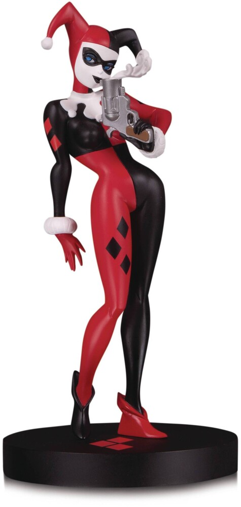 - DC Collectibles - DC Designer Series Harley Quinn By Bruce Timm MiniStatue