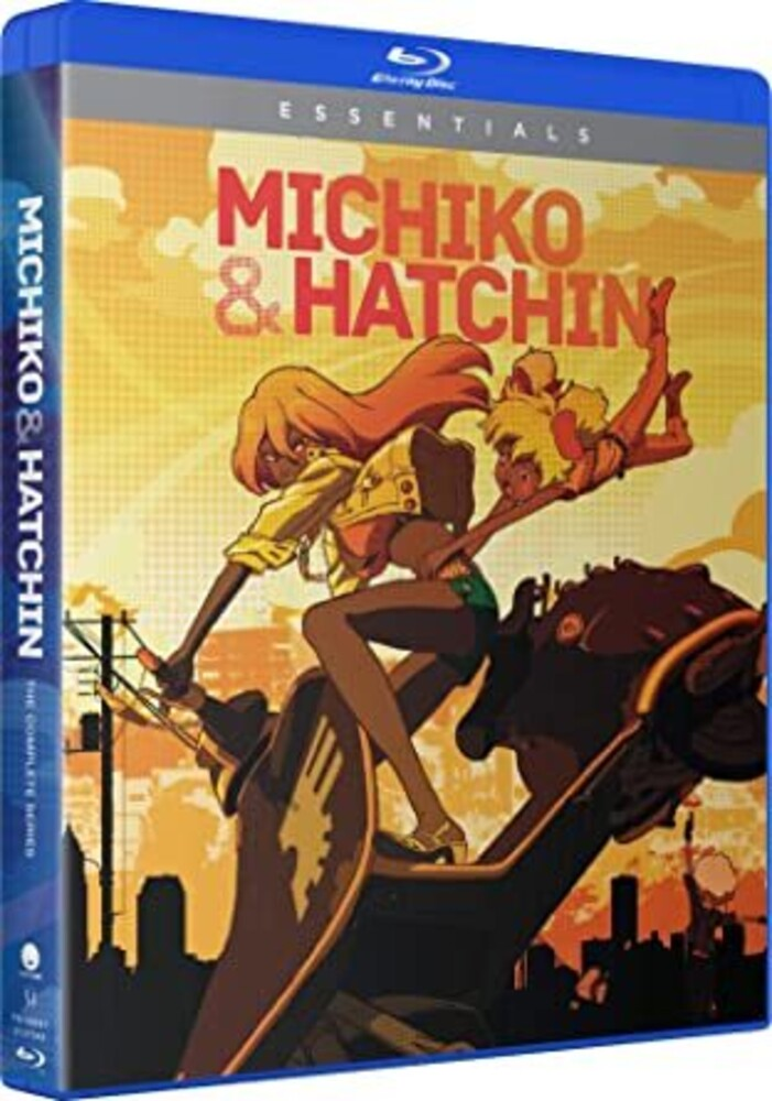 Michiko and Hatchin: Complete Series - Michiko And Hatchin: Complete Series (4pc) / (Box)