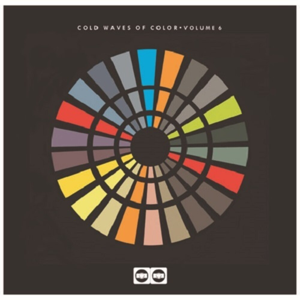 Cold Waves Of Color Vol 6 / Various Ltd Post - Cold Waves Of Color Vol. 6 / Various [Limited Edition] (Post)